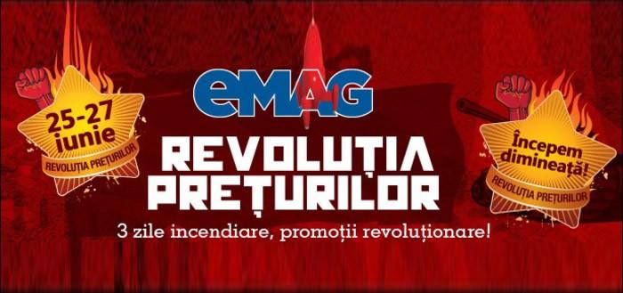 Reduceri Revolutia Preturilor eMAG